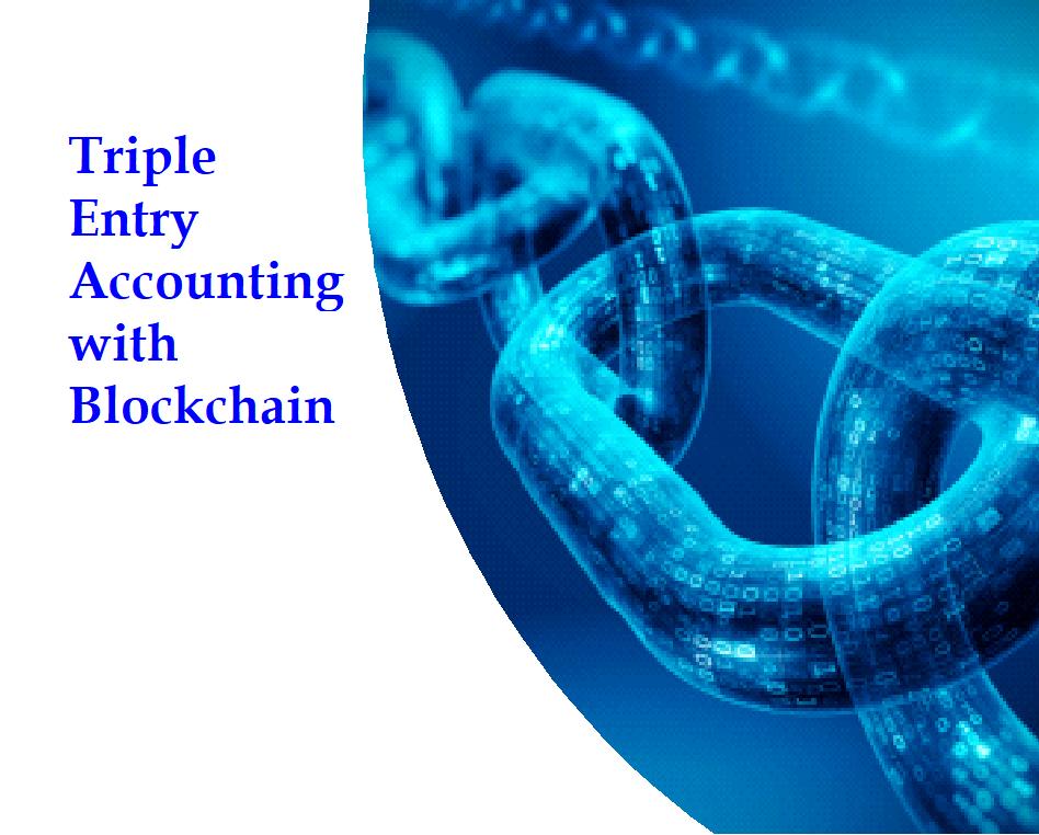 Концепцията за тристранно счетоводно записване в условията на блокчейн технологиите